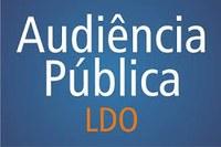 Audiência Pública Ldo Acontece na próxima Segunda-Feira 26/06/2017.