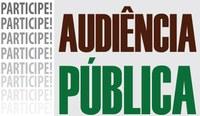 Audiência Pública - Projeto de Lei Complementar nº 016/2020