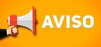 Aviso - Portal da Transparência