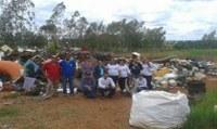 Prefeitura Municipal de Icaraíma realiza arrastão contra mosquito transmissor