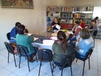 Projeto Vereador Mirim, foi apresentado ao Conselho Municipal de Educação.