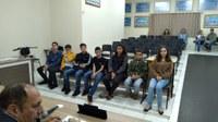 Sessão Solene de Certificação dos Vereadores Mirins
